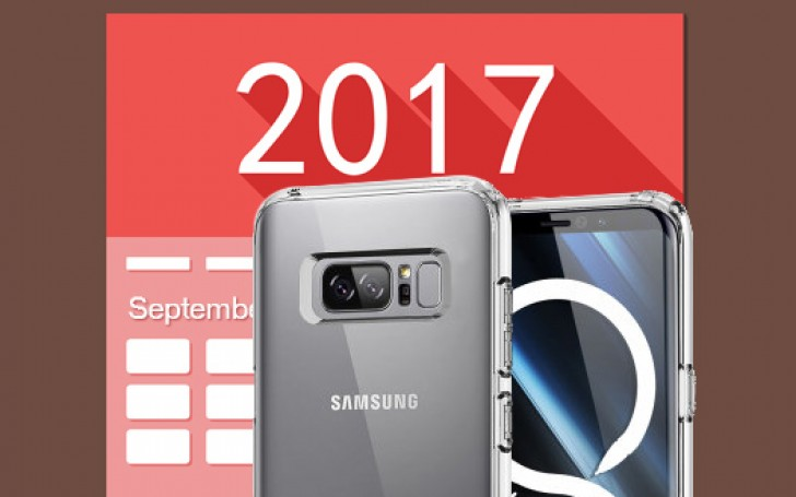 Samsung Galaxy Note8 to go on sale on September 15, Korean carriers execs claim