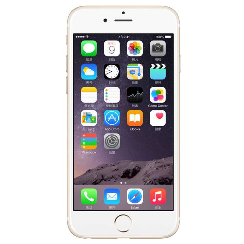 Cell Phones 4.7'IPS 2GB RAM 16/64/128GB ROM GSM WCDMA LTE iPhone6 Mobile Used Phone