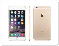 APPLE IPHONE 6 PLUS + FACTORY UNLOCKED GSM 16GB 64GB GOLD GRAY SILVER