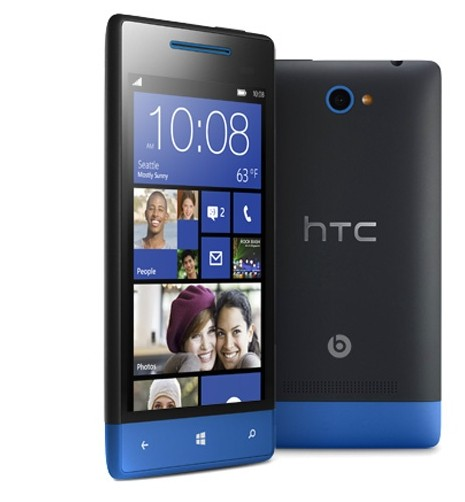 Original New 8S Mobile Cell Smart Telephone HTC 8S Windows Phone 8s
