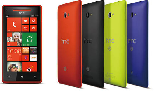 Brand 8X Original Unlocked HTC 8X C620e Windows Phone 8