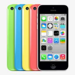 Original Unlocked iPhone 5C 16G/32GB 3G dual core WCDMA+WiFi+GPS, 8mPix Camera,4.0