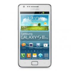Samsung Galaxy S Ii Plus I9105 S2 White (Factory Unlocked) 4.3
