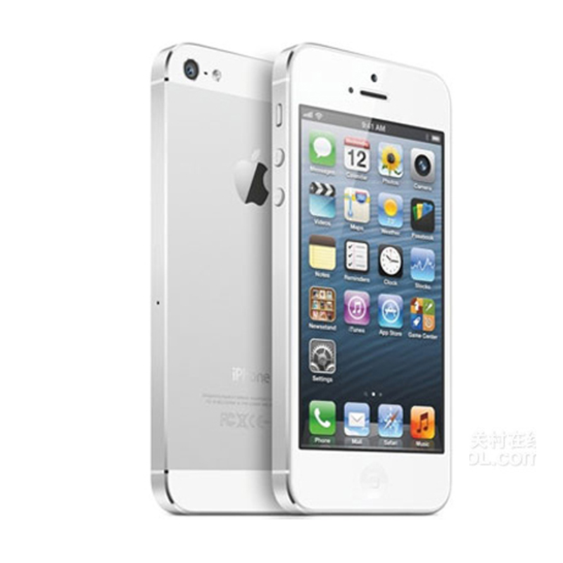 Iphone 5 100% Factory Unlocked original Apple Iphone 5 Cell phone 16GB/32GB/64GB