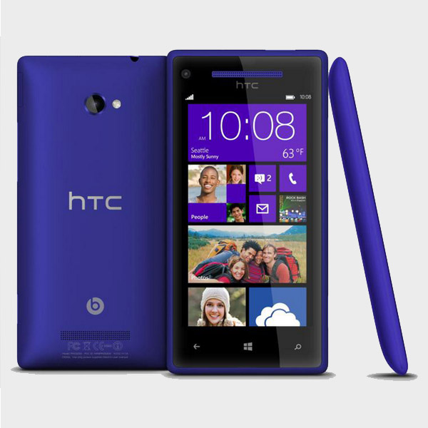 2016 Top Fashion Real Original HTC 8X Windows Phone C620e TouchScreen GPS WIFI 1GB/16GB Multi-language SmartPhone