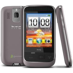 HTC Smart F3188 Unlocked GSM Smartphone with 3 MP Camera, Touch Screen, Bluetooth and MicroSD Memory Card Slot