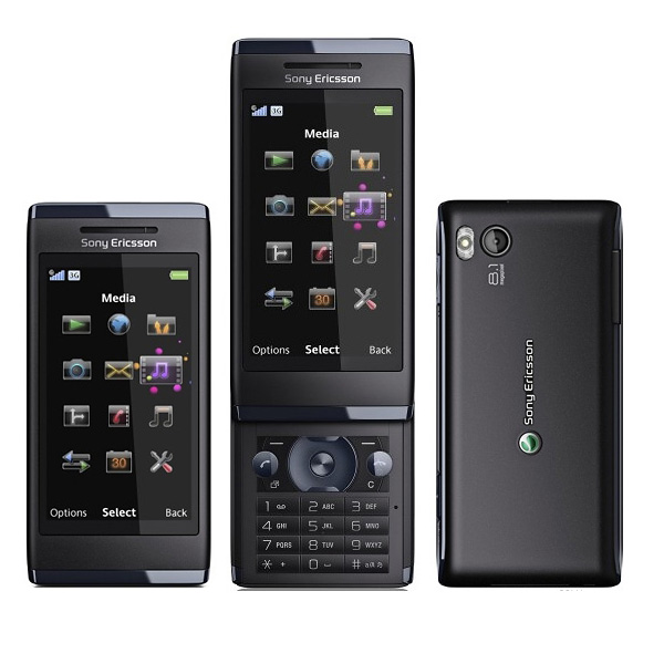 U10i Brand Original Unlocked Sony Ericsson Aino u10 Cell phone 3G 8.1MP WIFI GPS