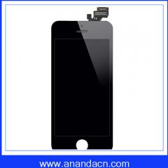 Factory supply  high quality lcd for ihone 5 oem for lcd touch screen digitizer replacement front lens for iphone 5