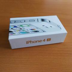 Wholesale  Mobile Phone Box for iPhone 4S Paper Packing Box With Accessories
