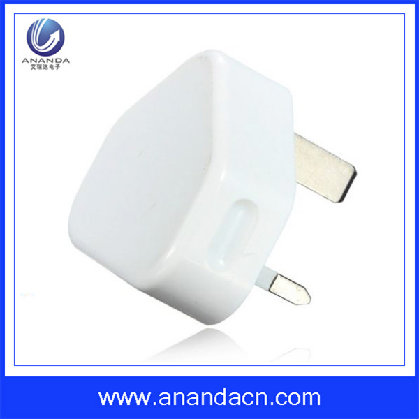 for iphone charger UK/US/EU standard original and high quality mobile phone charger