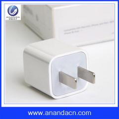 high quality mobile phone charger for iphone charger US standard