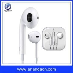 China Wholesale  Noise Cancelling Earphone Headset for Apple iPhone  4 5 6 Earphone