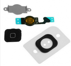 Home Ribbon Flex Cable for iPhone 5 Parts