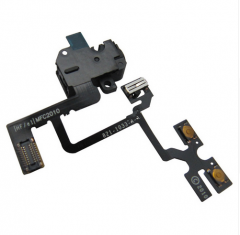 Headphone Audio Jack Flex Parts for iPhone 4