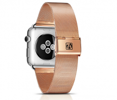 Milan Steel Watchband for Apple Watch Parts
