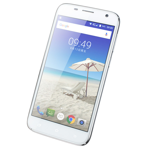 5.0 Inch UHANS A101 Mobile phone 4G LTE Android 6.0  Quad Core Smartphone 2450Mah 1GB+ 8GB