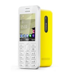 Nokia 206 2060 MP3 1.3MP Camera Dual SIM Support Memory Card GSM 850/1900 unlock smartphone