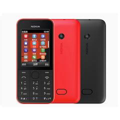 Original Nokia 208 2080 Unlocked 1.3MP Camera 3G Bluetooth FM radio
