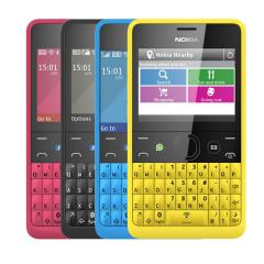 Brand Original Nokia Asha 210 Single Sim QWERTY keyboard