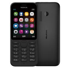 Brand Nokia Microsoft 215 Mobile Phone Unlocked Black