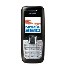 GENUINE Unlocked Nokia 2610  White, Black, Blue, Pink. brand original smartphone