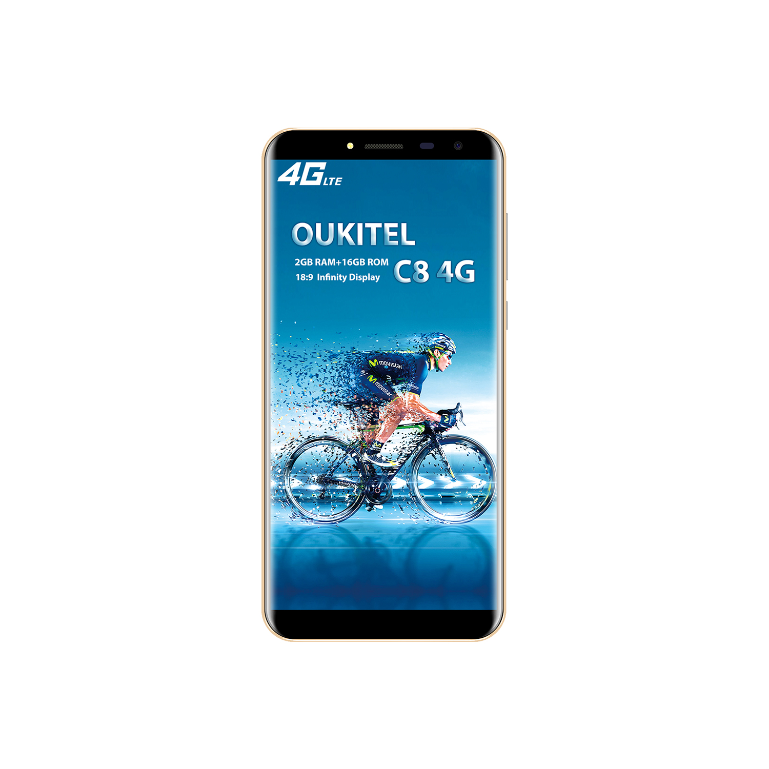 Oukitel C8 4G cellphone Android 7.0