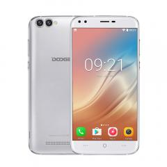 Silver DOOGEE X30 3G Mobile Phone