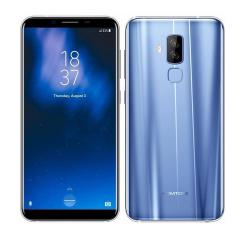 Homtom S8 Mobile Phone Blue