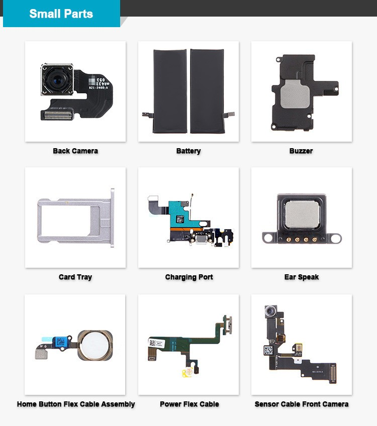 High Quality For Iphone 6 Plus Parts For Iphone 6 Plus