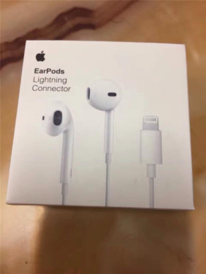 For Iphone 7 Headphones Stereo In Ear Earphone For Iphone 7 Plus Lightning Headphone Ananda International Industrial Limited
